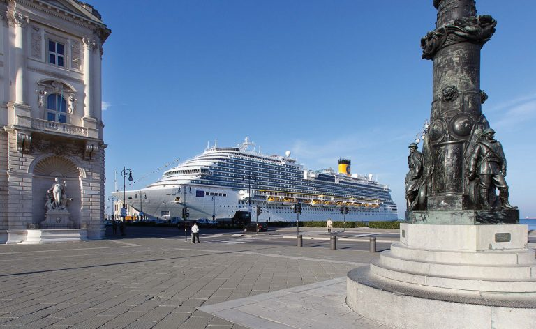 Last Minute croaziera in Franta, Spania, Insulele Baleare si Italia - Costa Diadema - 7 nopti