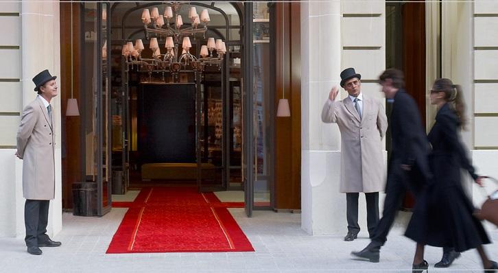 Le Royal Monceau Raffles Paris 5,5*