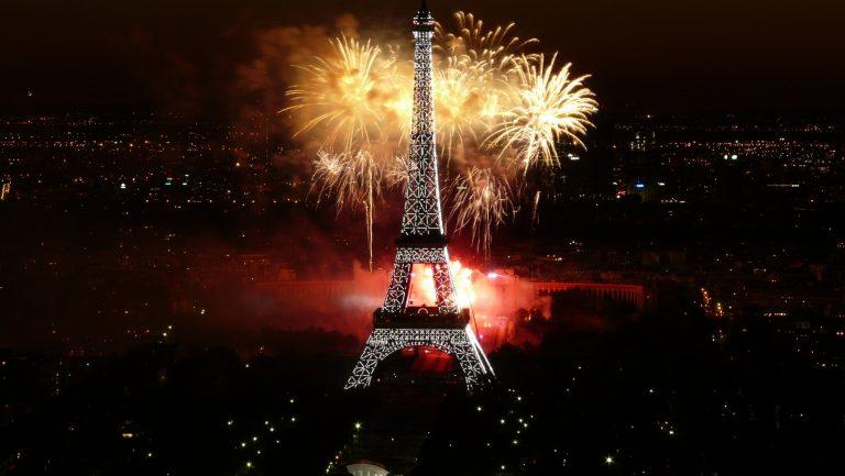 Revelion 2019 Paris