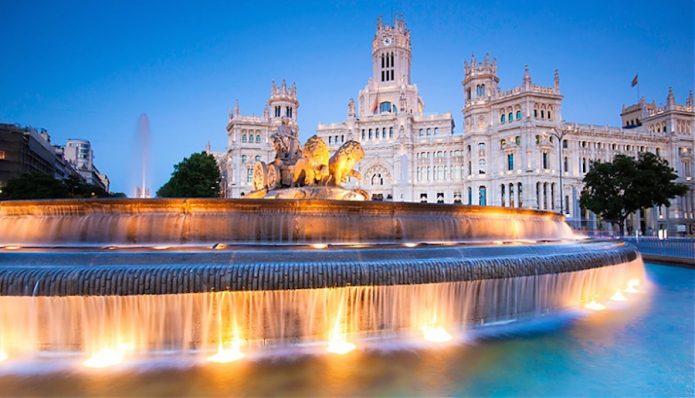 Revelion 2019 Madrid