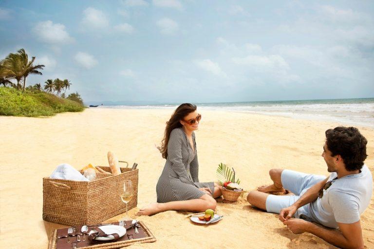 Taj Exotica Resort & Spa, Goa 5*