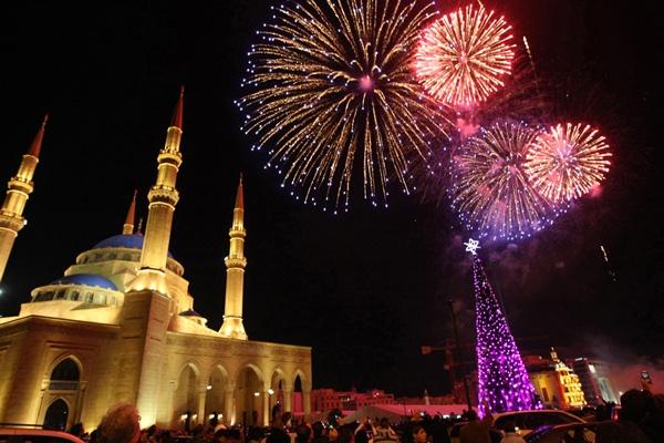 Revelion 2019 Istanbul