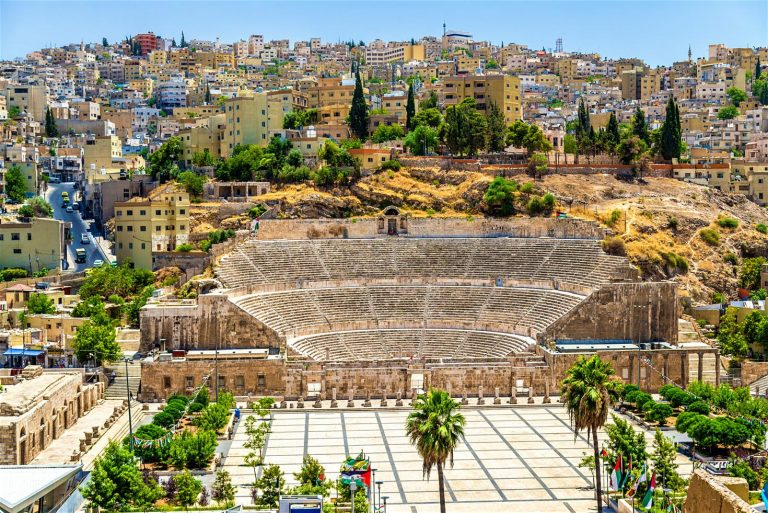 Oferta speciala Air France: bilet avion Bucuresti - Amman