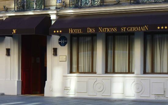 Hotel des Nations Saint Germain 3*
