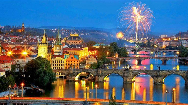 Revelion 2020 la Praga