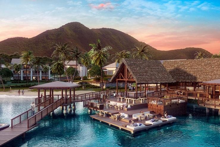Park Hyatt St. Kitts Resort 6*