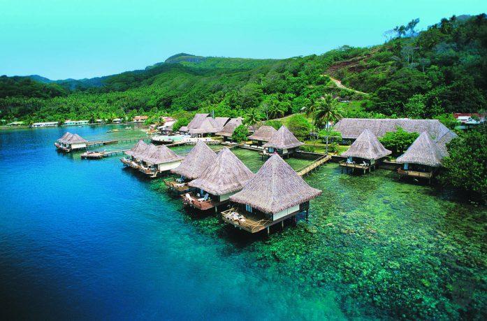 Raiatea Island (Polinezia Franceza)