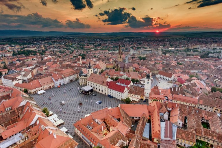 Nou! Oferta Tarom: bilet avion Sibiu - Stuttgard
