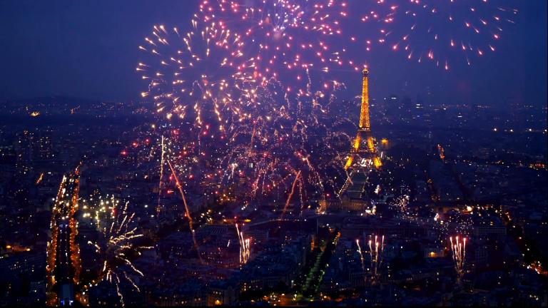 Revelion 2020 Paris