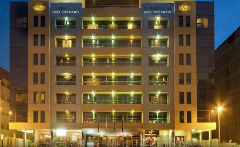 Vacanta in Dubai - Donatello Hotel 4*