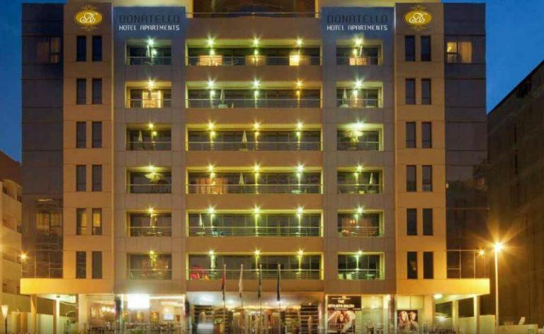 Donatello Hotel 4*