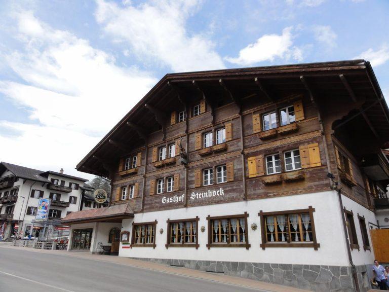 Steinbock Hotel 3* (Grindelwald)
