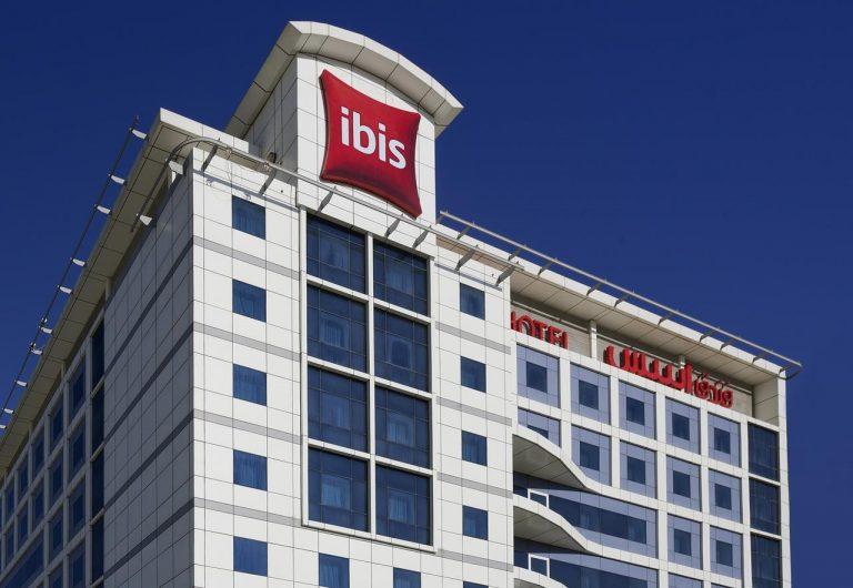 Valentine's day in Dubai - Ibis Al Barsha Hotel 3*