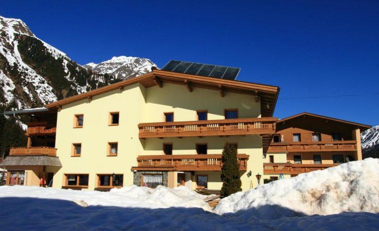 Köflerhof Appartments (Pitztal) - skipass gratuit