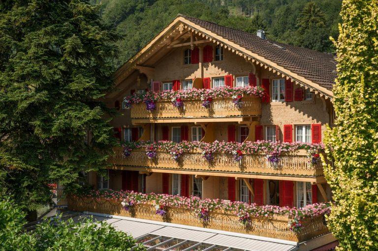 Alpenblick Hotel 3* (Wilderswil)