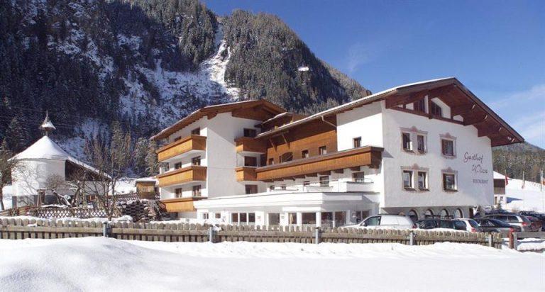 Wiese Hotel 3* (Pitztal) - skipass gratuit