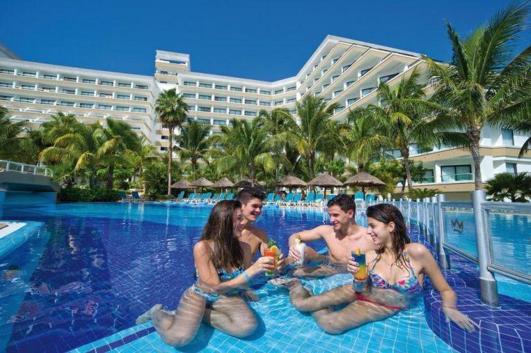 Early Booking Revelion 2019 Cancun - Riu Caribe Hotel 5* (gratuitate ptr 1 copil)