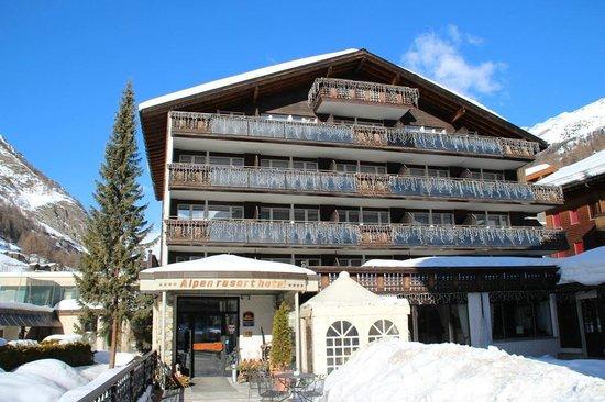 BW Alpen Resort 4* (Zermatt)