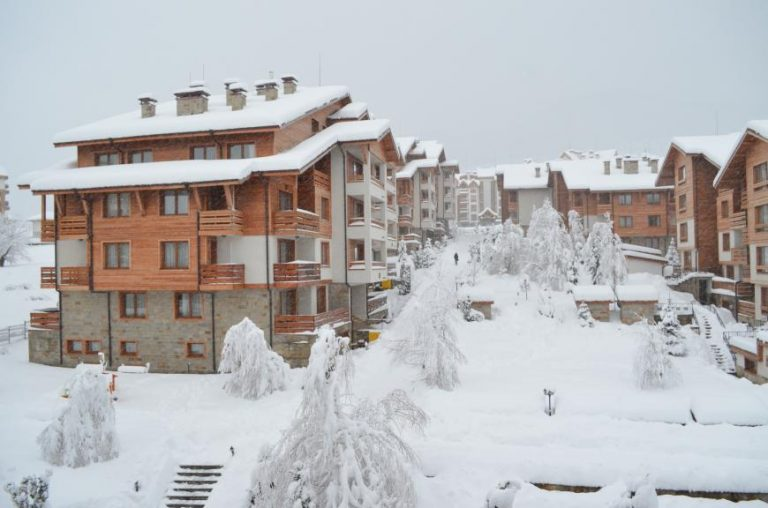 Early booking Bansko - Saint Ivan Rilski Hotel & Apartments 4*