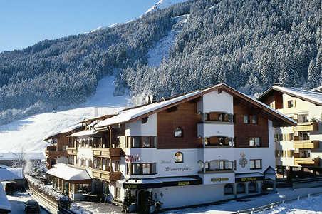 Brennerspitz Hotel 4* (Stubaital)