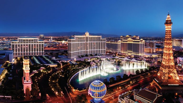 Oferta speciala Air France: bilet avion Bucuresti - Las Vegas