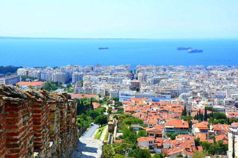 Oferta speciala Tarom: bilet avion Bucuresti - Salonic