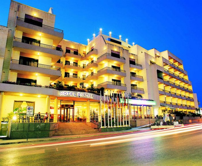 Early booking vara 2019 Malta - Santana Hotel 4*