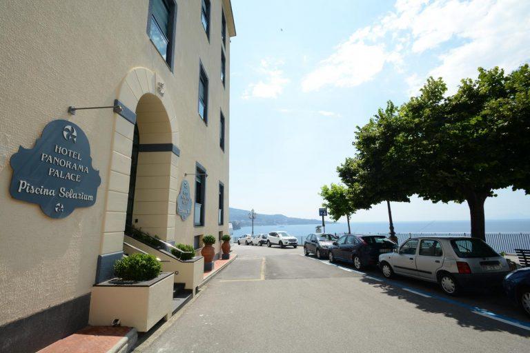 Panorama Palace Hotel 4* - Vacante Seniori