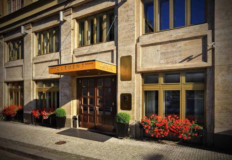 Castle-Chateau Night la Praga - Clement Hotel 4*