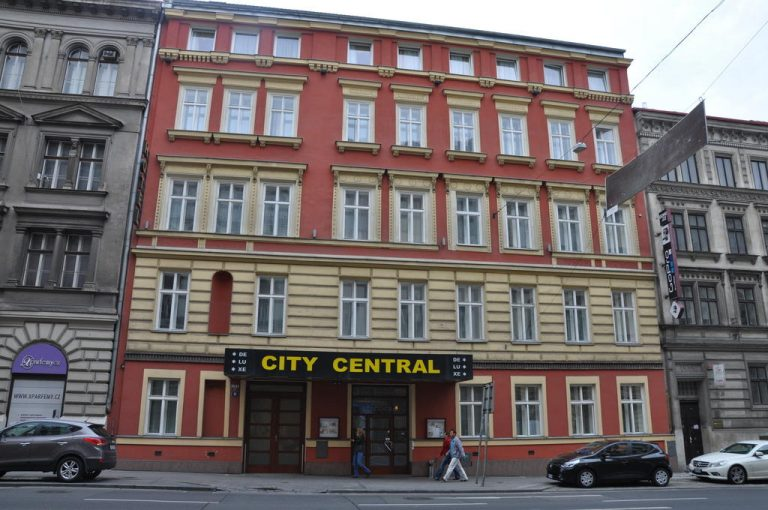Conventia Comic-Con de la Praga - City Central Hotel 3*