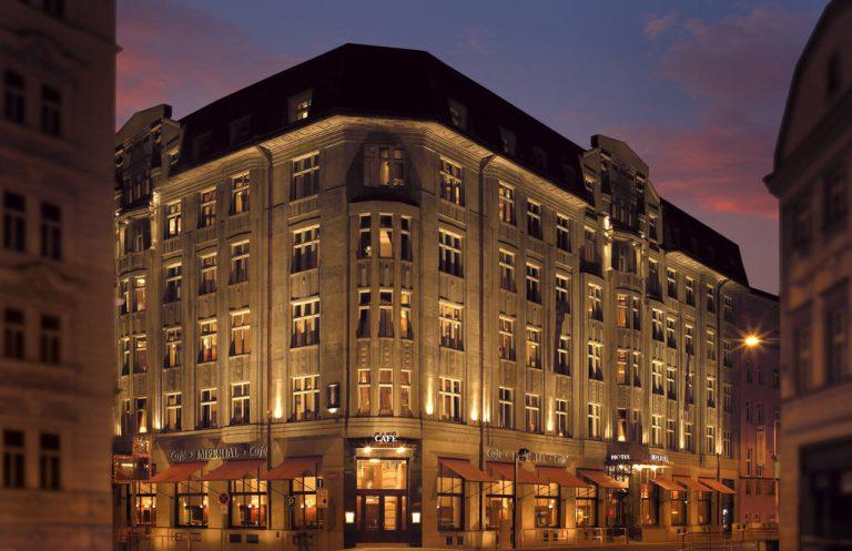 Concert Backstreet Boys la Praga - Imperial Hotel 5*
