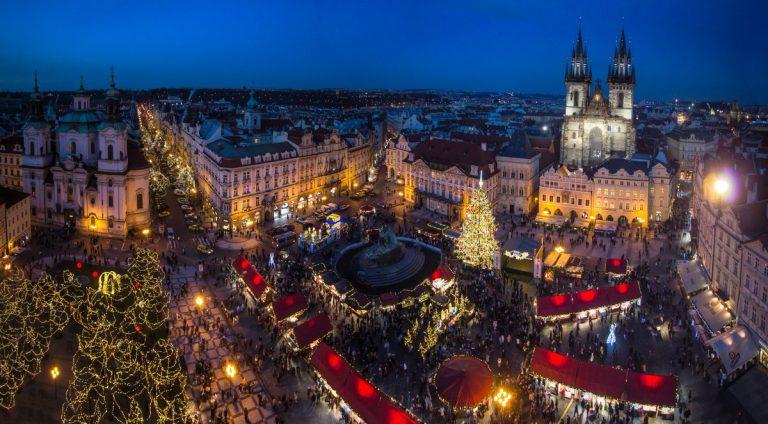 Craciun la Praga - Constans Hotel 4*