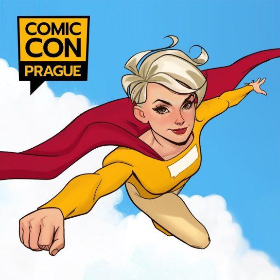Conventia Comic-Con de la Praga - Julis Hotel 4*
