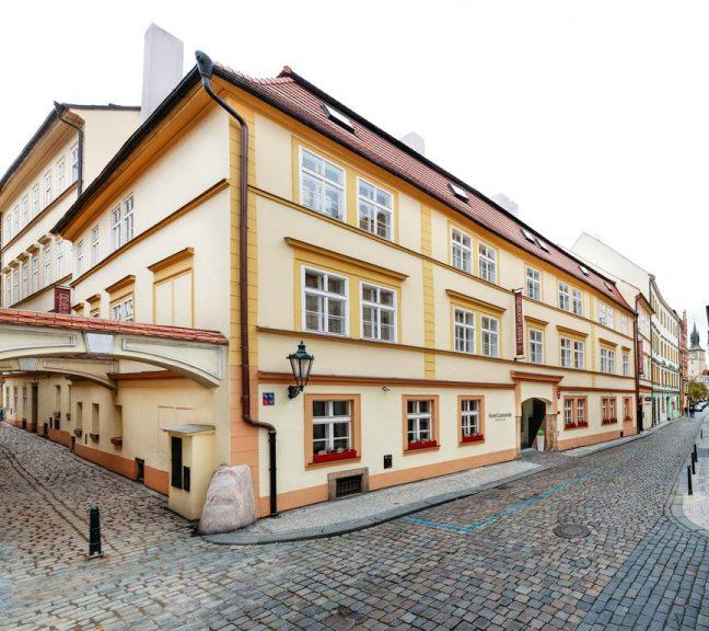 Castle-Chateau Night la Praga - Leonardo Hotel 4*