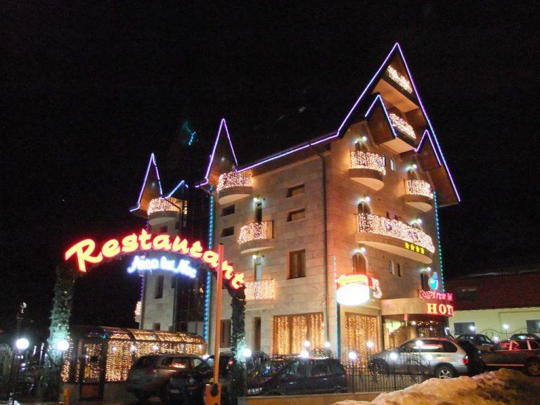 Craciun 2018 - Arca lui Noe Hotel 4*, Sinaia