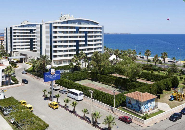 Early booking Vara 2019 Antalya - Porto Bello Hotel Resort & Spa