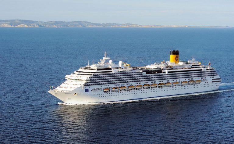 Croaziera pe Mediterana la bordul navei Costa Fascinosa - 7 nopti