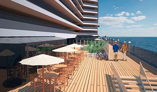 Paste si 1 Mai 2019 la bordul navei MSC Fantasia - Italia, Franta, Spania - croaziera 7 nopti