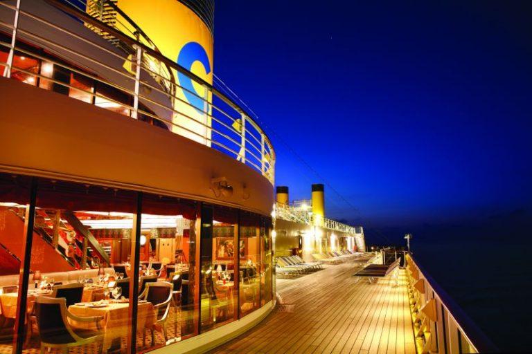 Croaziera in Anglia, Franta, Belgia si Germania la bordul navei Costa Mediterranea - 7 nopti