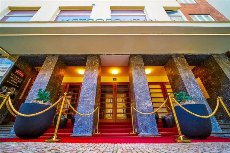 Valentine's day la Praga - Metropolitan Old Town Hotel 3*