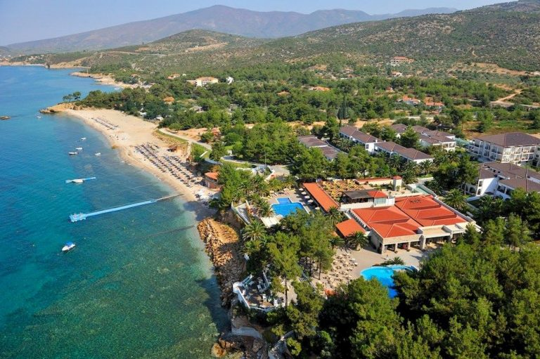 Early booking 2019 Thassos - Alexandra Beach Spa Resort 4*