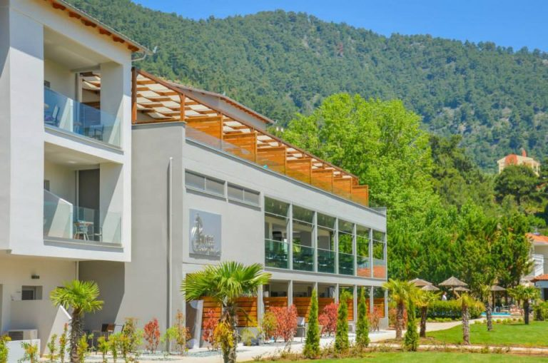 Early booking 2019 Thassos - Princess Golden Beach Hotel 4*