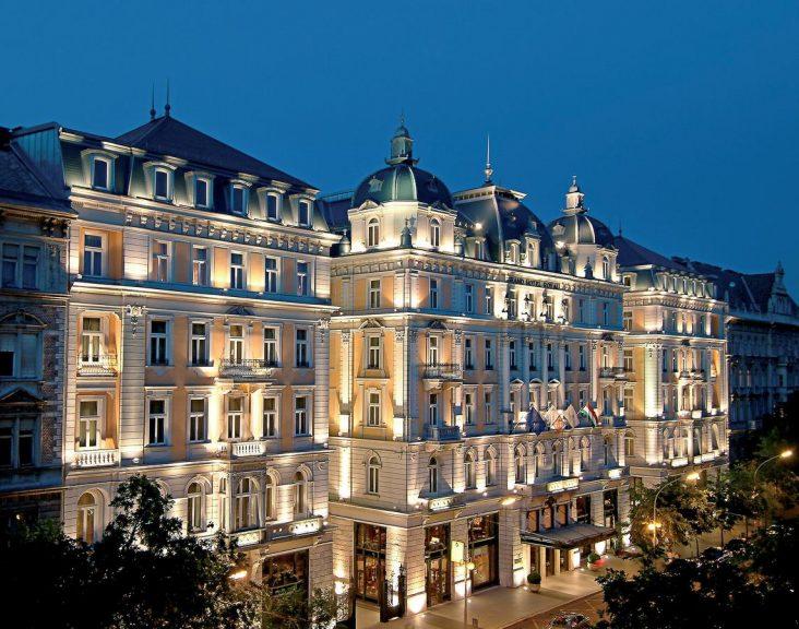 City Break la Budapesta - Corinthia Hotel Budapest 5*