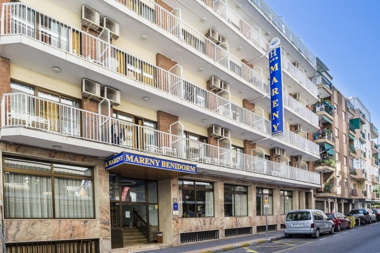Early booking vara 2019 Costa Blanca - Mareny Benidorm Hotel 3*