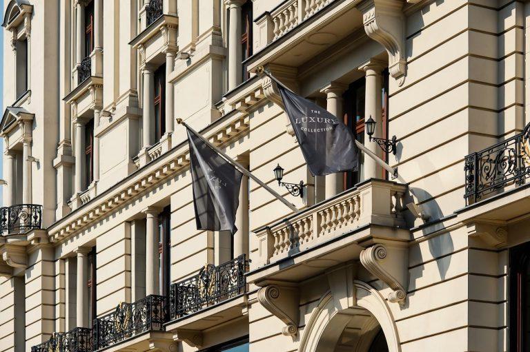 City Break la Varsovia in mai 2019 - Bristol, A Luxury Collection Hotel 5*