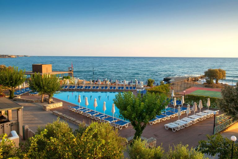 Early booking 2019 Creta - Silva Beach Hotel 4*