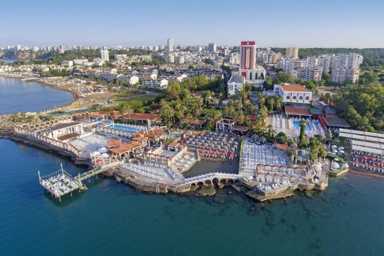 Early booking Vara 2019 Antalya - Club Hotel Sera 5*