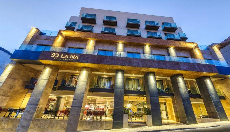 Early booking vara 2019 Malta - Solana Hotel 4*