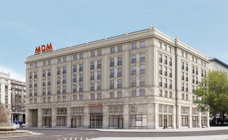 City Break la Varsovia - MDM City Centre Hotel 3*