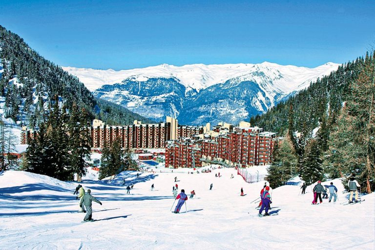 Ski Franta - Bellecote Residence (La Plagne)